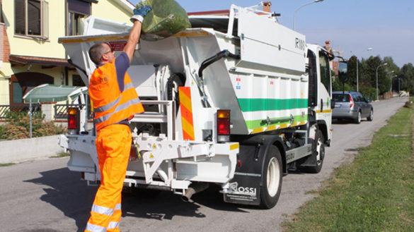 Festività: raccolta rifiuti senza alcuna variazione
