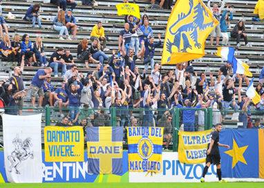 Parma Calcio, 1-1 con il Trapani