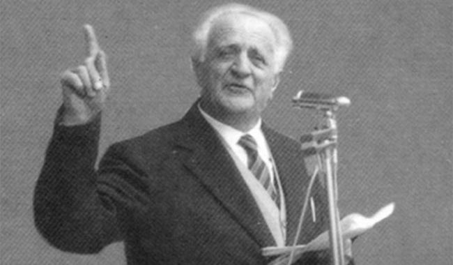 IL 22, COMMEMORAZIONE DEL SENATORE GIACOMO FERRARI