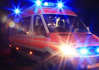 Pontetaro. Incidente con lo scooter: trasportato in Rianimazione