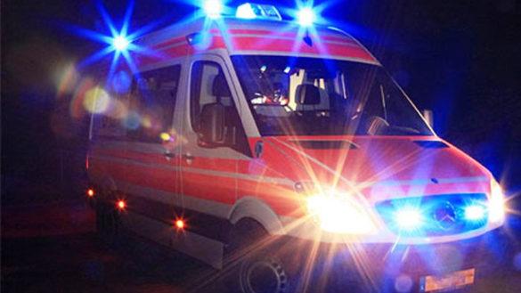 Incidente stradale ad Albareto, coppia di 70enni grave al Maggiore