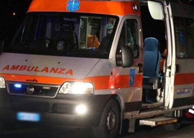 Cade dal tetto della ex Bormioli: 17enne in gravi condizioni