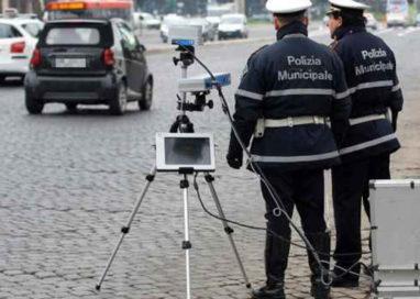 Dal 19 al 23 giugno Autovelox-Autodetector in città