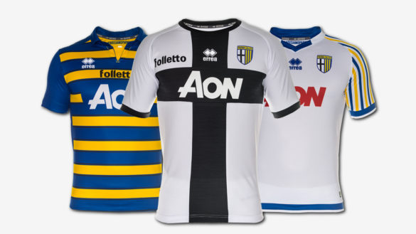 Parma Calcio. Presentata la squadra e le nuove maglie