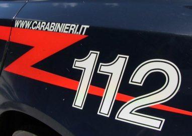 23enne identificato dai carabinieri e denunciato per furto
