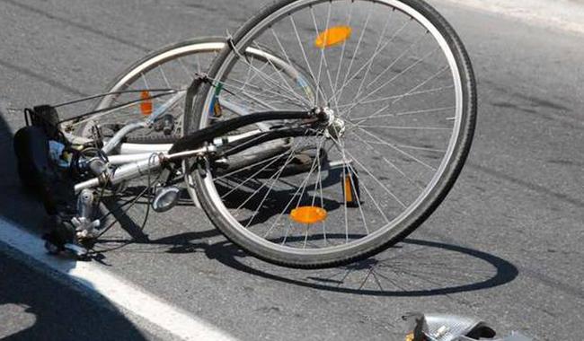 Cisa. Caduto in bici. Intervento dell'elisoccorso