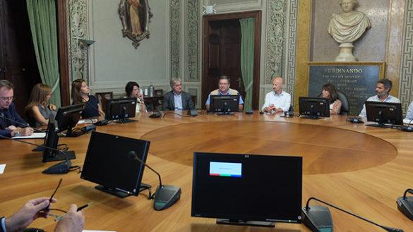 Parma per i terremotati. Incontro organizzativo in Municipio