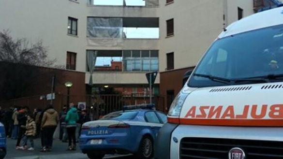 Ubriaco danneggia le auto in sosta in Via Corso Corsi