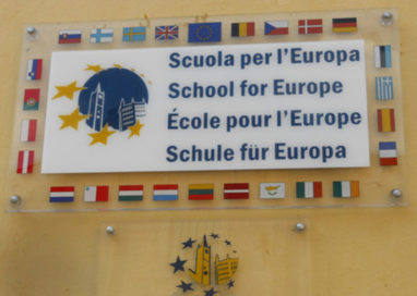 ALL'UNIVERSITÀ S'INAUGURA L'ANNO SCOLASTICO DELLA SCUOLA PER L'EUROPA