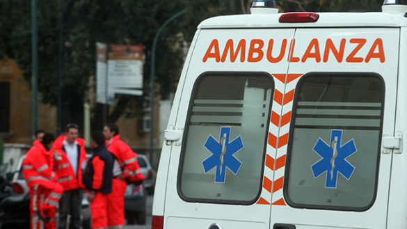 Incidente stradale in viale Vittoria: due feriti