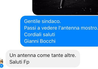 Antenna in via Montebello: nasce un gruppo su Facebook