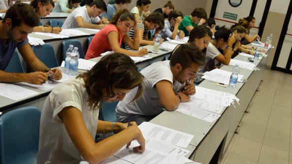 94 CANDIDATI AL TEST DI SCIENZE DELL'ARCHITETTURA