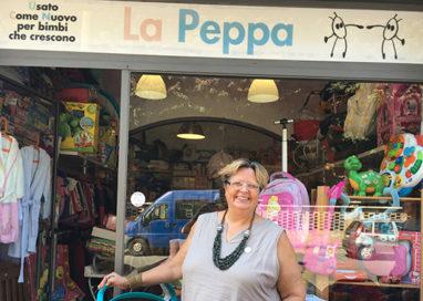 """Daniela, """"La Peppa"""" di Parma"""