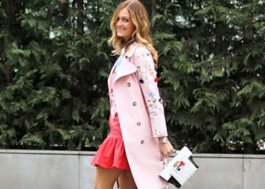 Nicole Fouquè, a cavallo tra la moda e la penna
