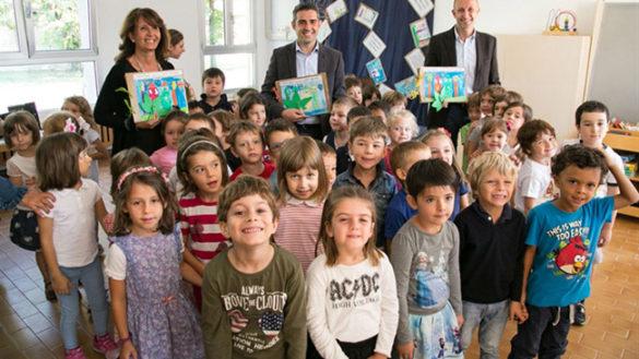 """Infanzia: Finiti i lavori all'""""Alice"""", bimbi iniziano la scuola"""