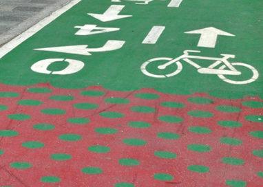 Pronta la pista ciclo pedonale via Po – via Navetta