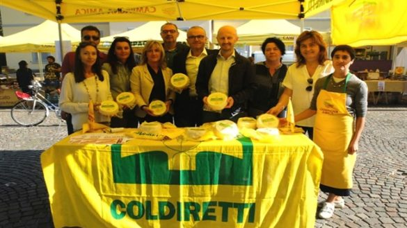 """Una """"caciotta solidale"""" per i terremotati del Centro Italia"""