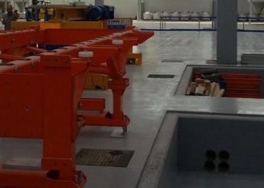 Borgotaro: Inaugura la Laminam, garantirà 86 posti di lavoro