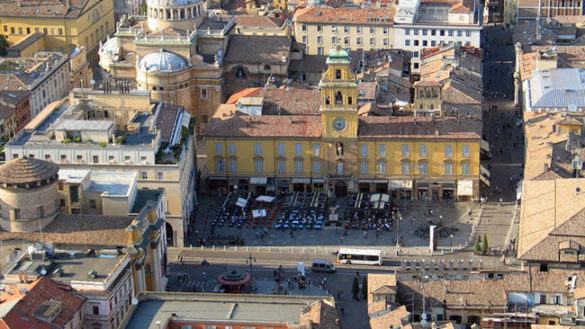 P-Days: ecco come cambia la circolazione stradale in centro storico