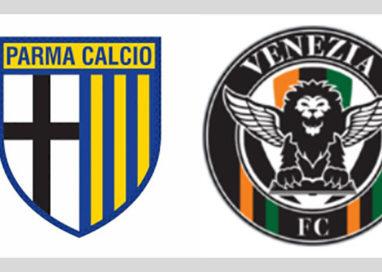 Parma-Venezia questa sera al Tardini è già la partita della verità
