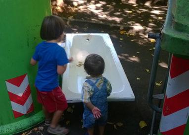 Come è possibile una settimana con vasca da bagno sotto casa