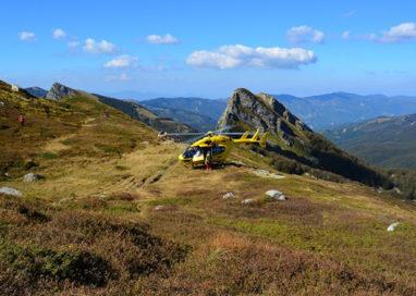 Escursionista colta da malore sul Passo Fugicchia