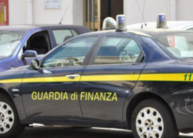 Di Vittorio: maxi-sequestro della Guardia di Finanza
