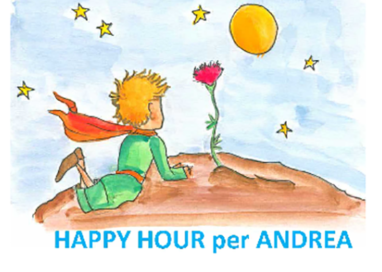 HAPPY HOUR PER ANDREA