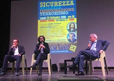 Parma non ha paura: oltre trecento persone al Wopa per parlare di sicurezza