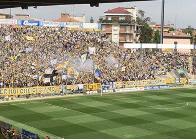 Parma questa volta non sbaglia: battuto l'Albinoleffe 1 a 0