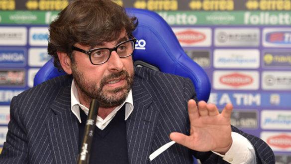 Calcio, Tar sospende l'inibizione a Leonardi: verso il ritorno?