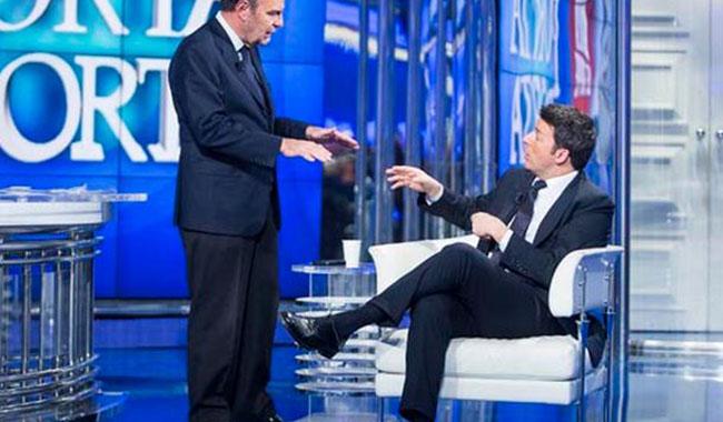 """Renzi: """"Pizzarotti a Parma ha fatto cose buone… e altre no…"""""""