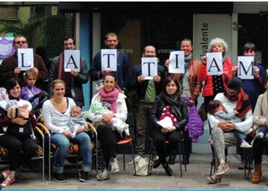 Flash mob: Settimana mondiale dell'allattamento