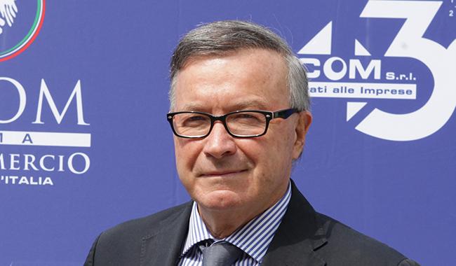 Ascom: Tomasi confermato vice-presidente Italiano Mercanti d'Arte