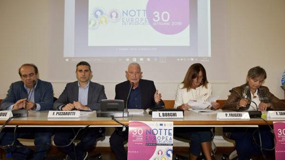 """30 SETTEMBRE, """"LA NOTTE EUROPEA DEI RICERCATORI"""""""