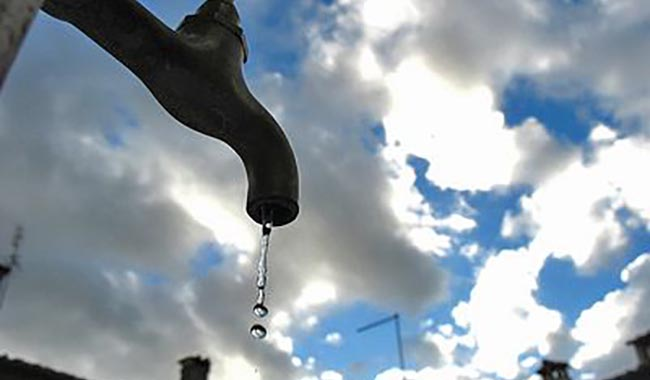Guasto rete idrica: problemi a Fontevivo e Pontetaro