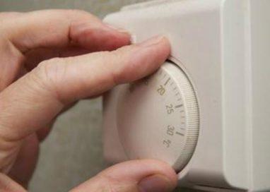 Da lunedì 10 si può accendere il riscaldamento nelle case