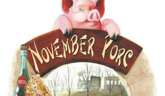 November Porc: dal 18 al 20 a Zibello lo Strolghino più lungo