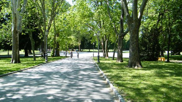 Legambiente contro lo street food dentro Parco Ducale