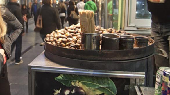 Il Comune mette a bando cinque postazioni per vendita caldarroste