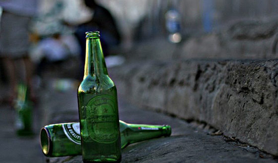 Piazzale Inzani: multa da 450 euro per aver consumato alcolici
