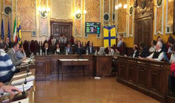 """Forza Nuova: il """"No"""" del Consiglio Comunale all'uso della sala civica"""
