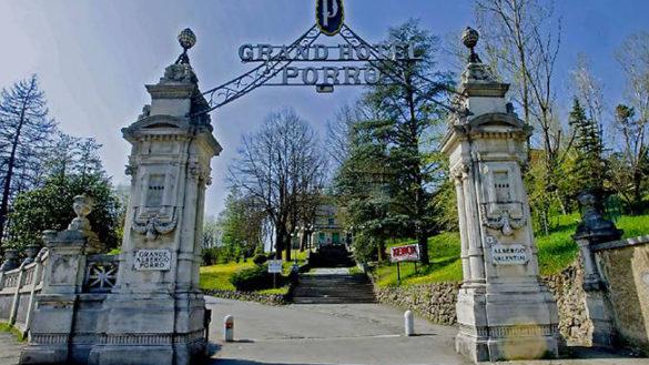 Prevista per fine mese l'apertura del Grand Hotel Porro