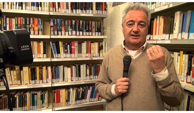 Luigi Alfieri inaugura la sede del comitato elettorale