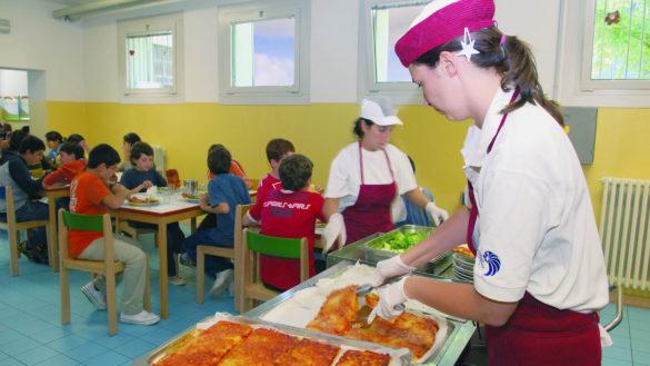 Mense scolastiche, Parma è la terza città più cara d'Italia