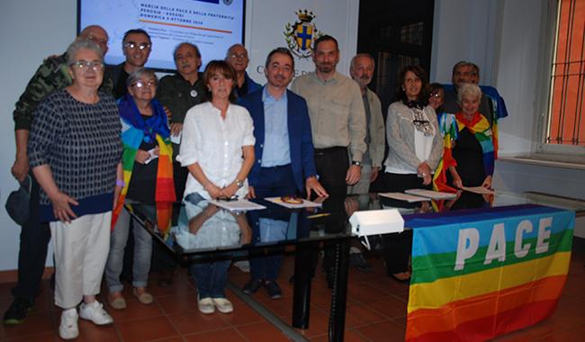 """Anche Parma alla """"Marcia per la Pace"""" Perugia-Assisi"""