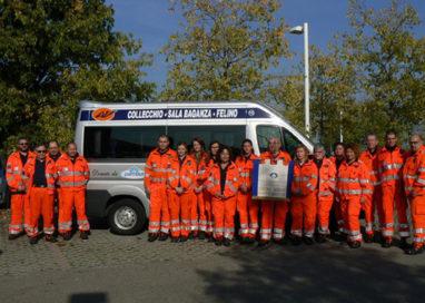 Parmalat dona un pulmino all'Assistenza Volontaria