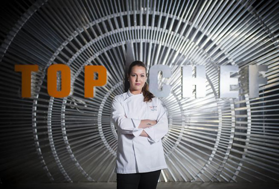 Una parmigiana conquista la finale del programma tv Top Chef
