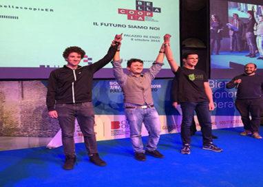 Il video dei ragazzi dell'Ulivi vincitori di Bellacoopia