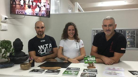 """Awtka Parma: il potere del """"Wing Tiun Kung Fu"""""""